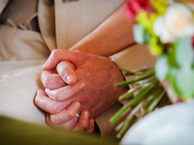 Le mariage de Dan et Juliette à Boisset-les-Prévanches, Eure 5