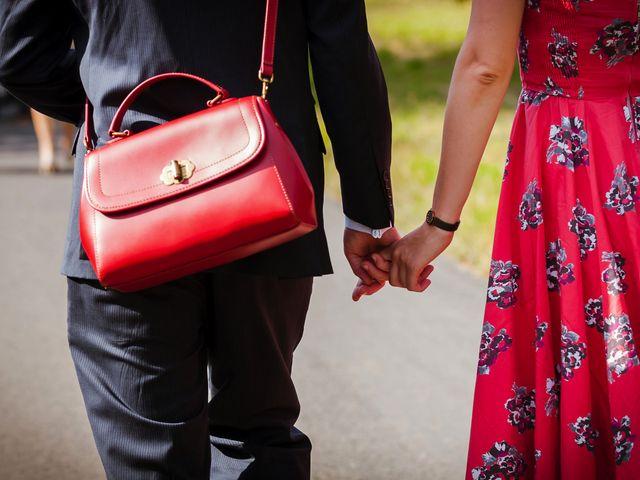 Le mariage de Dan et Juliette à Boisset-les-Prévanches, Eure 7