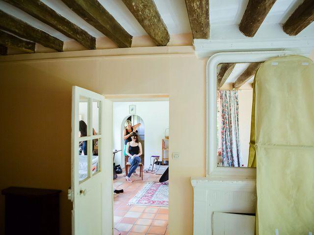 Le mariage de Dan et Juliette à Boisset-les-Prévanches, Eure 9