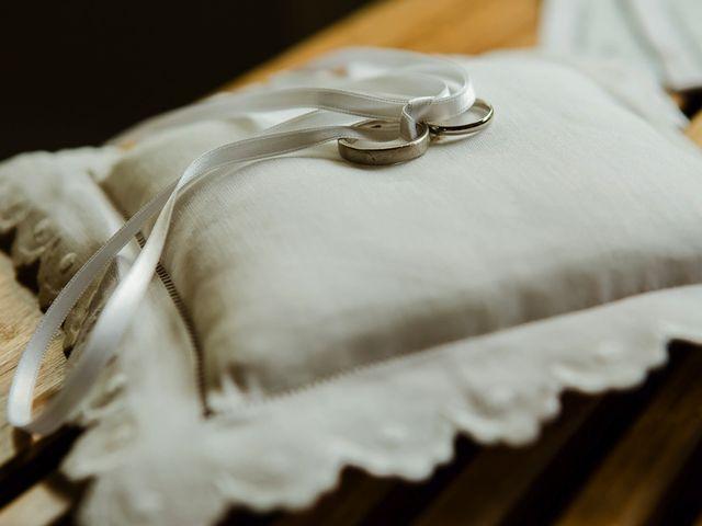 Le mariage de Dan et Juliette à Boisset-les-Prévanches, Eure 17