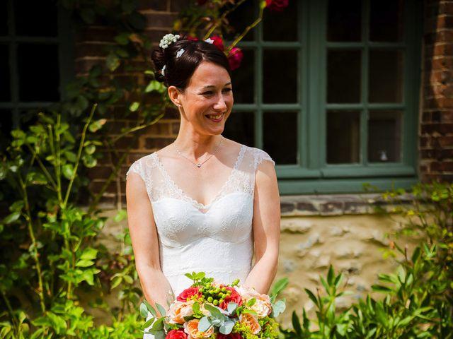 Le mariage de Dan et Juliette à Boisset-les-Prévanches, Eure 19