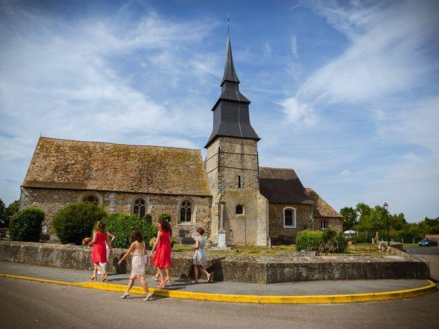 Le mariage de Dan et Juliette à Boisset-les-Prévanches, Eure 20
