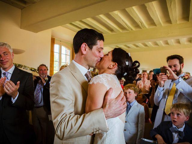 Le mariage de Dan et Juliette à Boisset-les-Prévanches, Eure 21