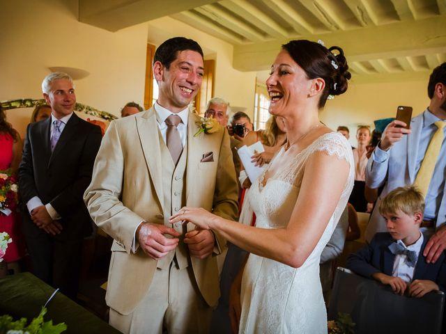 Le mariage de Dan et Juliette à Boisset-les-Prévanches, Eure 22