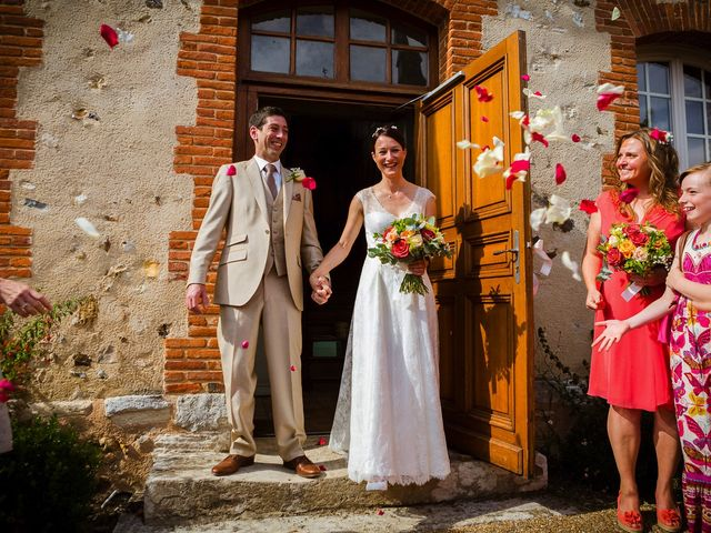 Le mariage de Dan et Juliette à Boisset-les-Prévanches, Eure 24