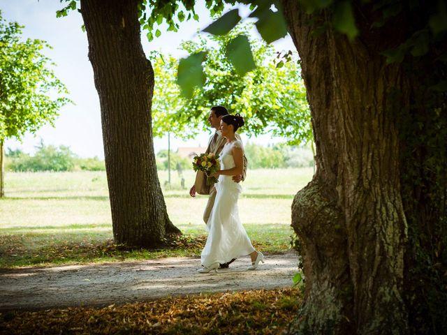 Le mariage de Dan et Juliette à Boisset-les-Prévanches, Eure 26