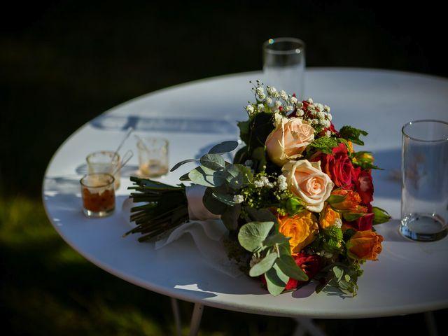 Le mariage de Dan et Juliette à Boisset-les-Prévanches, Eure 27