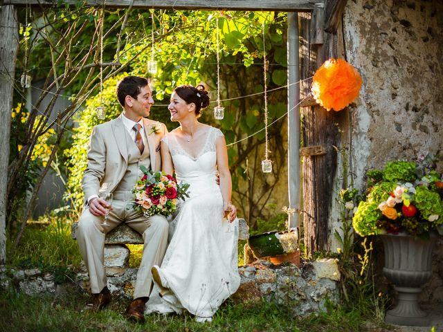 Le mariage de Juliette et Dan