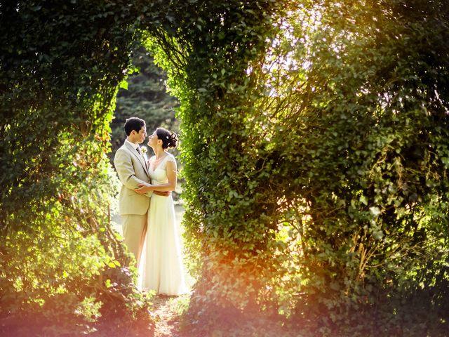 Le mariage de Dan et Juliette à Boisset-les-Prévanches, Eure 28