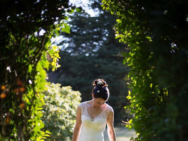 Le mariage de Dan et Juliette à Boisset-les-Prévanches, Eure 29