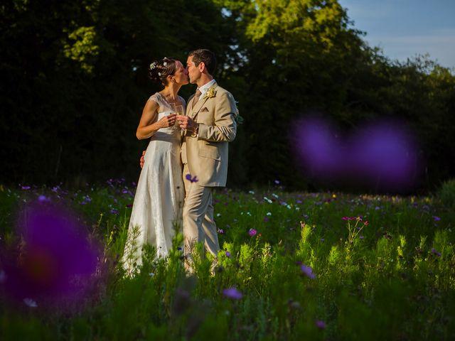 Le mariage de Dan et Juliette à Boisset-les-Prévanches, Eure 30