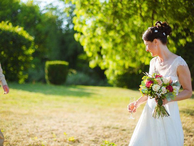 Le mariage de Dan et Juliette à Boisset-les-Prévanches, Eure 31