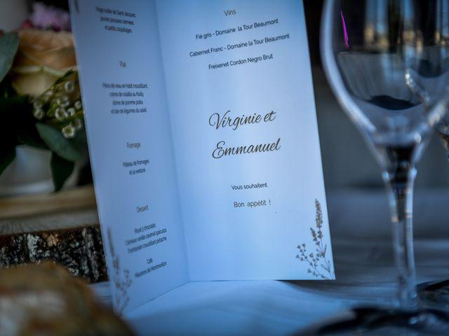 Le mariage de Emmanuel et Virginie à Montamisé, Vienne 13