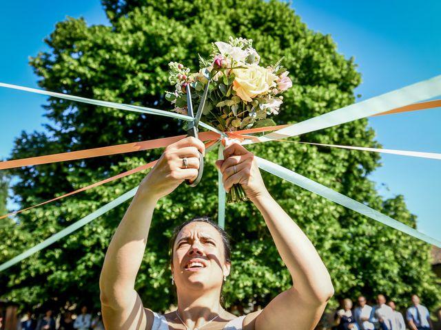 Le mariage de Emmanuel et Virginie à Montamisé, Vienne 37
