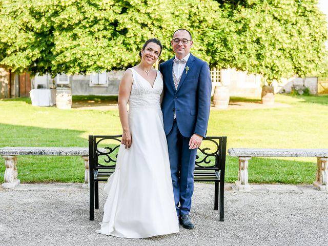 Le mariage de Emmanuel et Virginie à Montamisé, Vienne 38