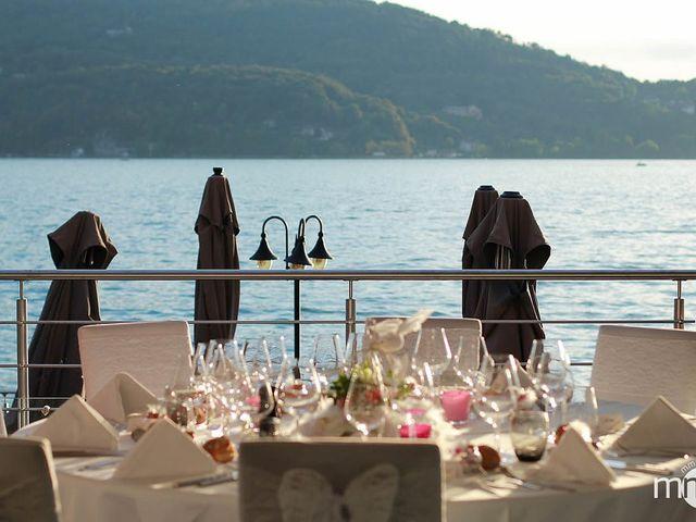 Le mariage de Renaud et Aurore à Veyrier-du-Lac, Haute-Savoie 2