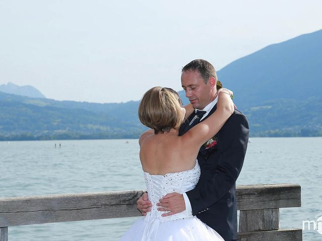 Le mariage de Renaud et Aurore à Veyrier-du-Lac, Haute-Savoie 6