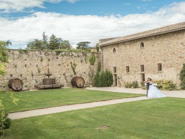 Le mariage de Aurélien et Alizée à Chaponnay, Rhône 21