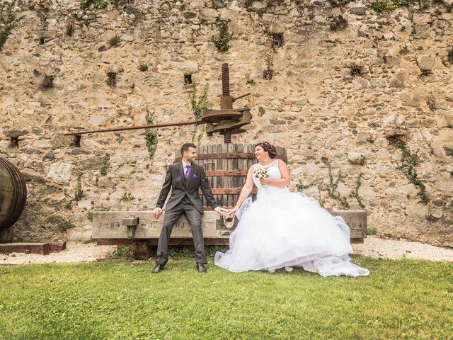 Le mariage de Aurélien et Alizée à Chaponnay, Rhône 1