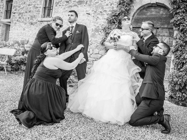 Le mariage de Aurélien et Alizée à Chaponnay, Rhône 40