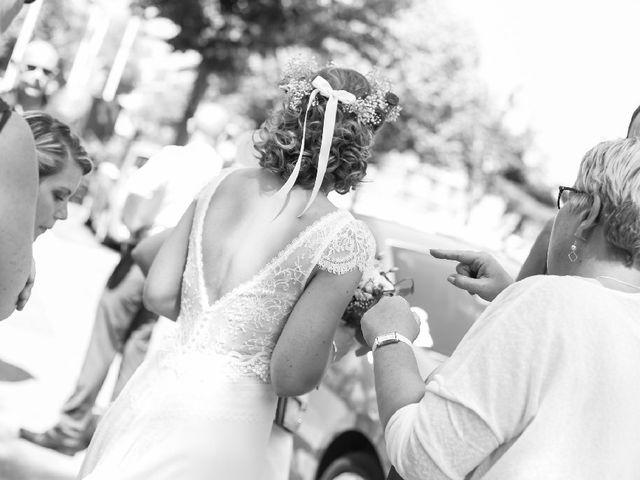 Le mariage de Julien  et Morgane à Manéglise, Seine-Maritime 4