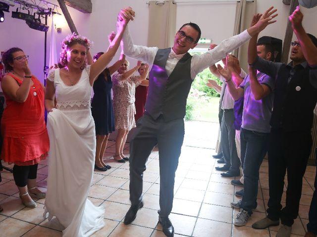 Le mariage de Julien  et Morgane à Manéglise, Seine-Maritime 11