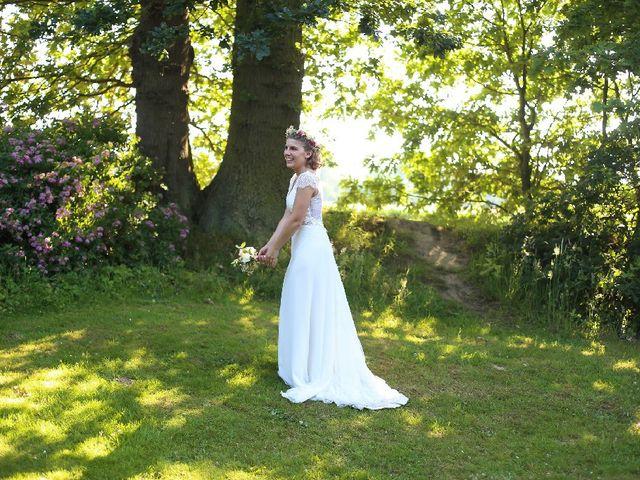 Le mariage de Julien  et Morgane à Manéglise, Seine-Maritime 15