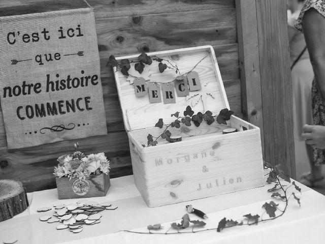 Le mariage de Julien  et Morgane à Manéglise, Seine-Maritime 25