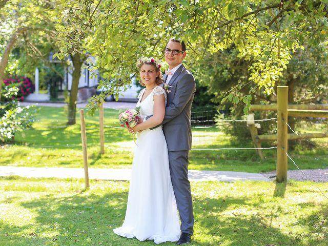 Le mariage de Julien  et Morgane à Manéglise, Seine-Maritime 22