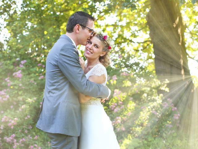 Le mariage de Julien  et Morgane à Manéglise, Seine-Maritime 33