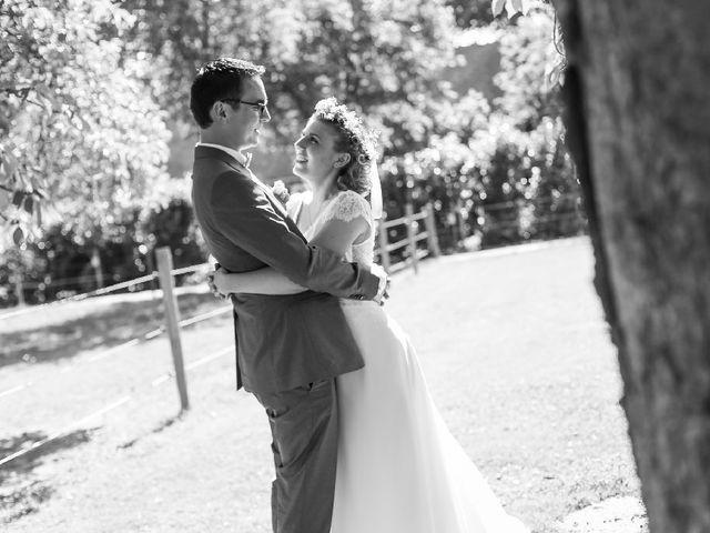 Le mariage de Julien  et Morgane à Manéglise, Seine-Maritime 35