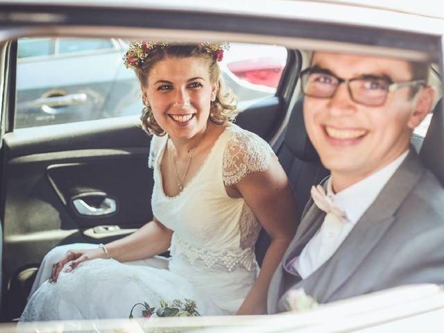 Le mariage de Julien  et Morgane à Manéglise, Seine-Maritime 41