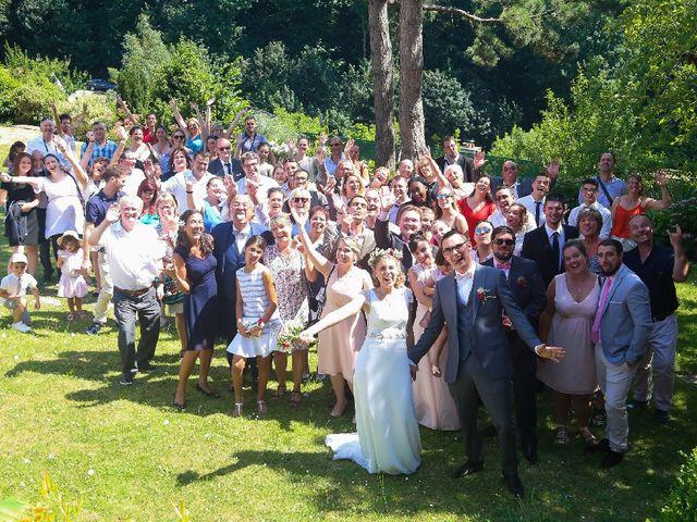 Le mariage de Julien  et Morgane à Manéglise, Seine-Maritime 48