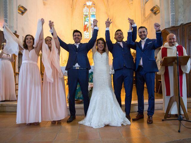 Le mariage de Sébastien et Sylvia à Bègles, Gironde 33