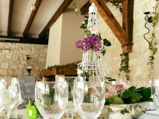 Le mariage de Amandine  et Chris  à Missy-sur-Aisne, Aisne 7
