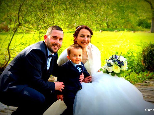 Le mariage de Chris  et Amandine