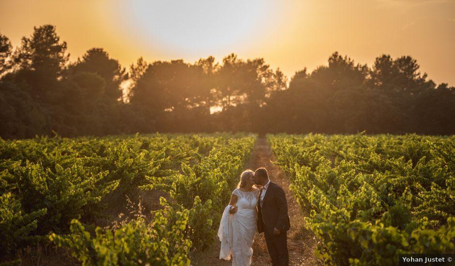 Le mariage de Loic et Laura à Saint-Cannat, Bouches-du-Rhône