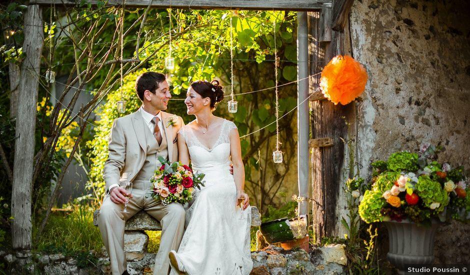 Le mariage de Dan et Juliette à Boisset-les-Prévanches, Eure