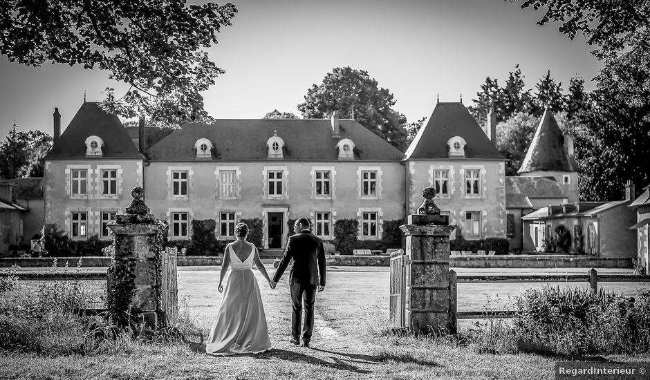 Le mariage de Emmanuel et Virginie à Montamisé, Vienne