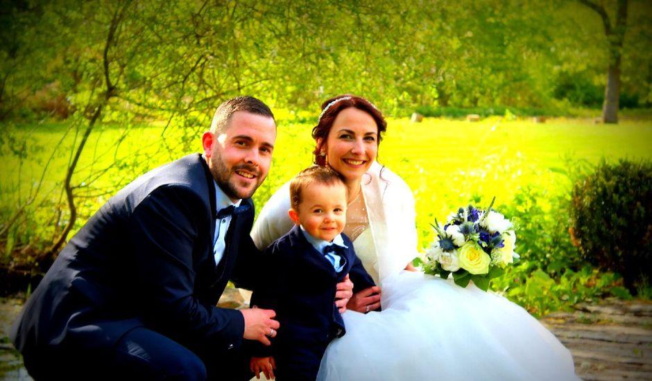 Le mariage de Amandine  et Chris  à Missy-sur-Aisne, Aisne