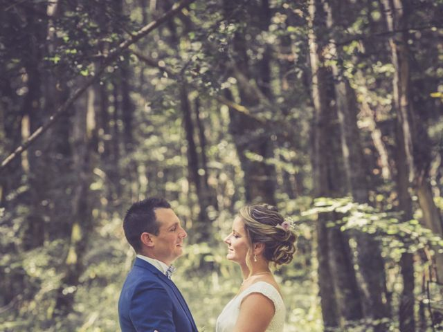 Le mariage de Anthony et Caroline à Fussy, Cher 11