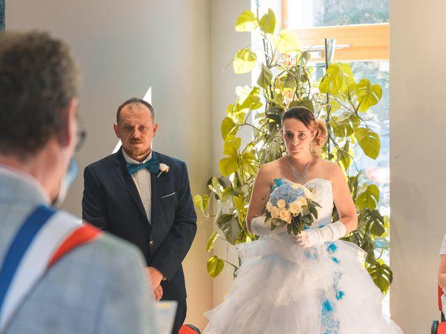 Le mariage de Lysandre et Cyril