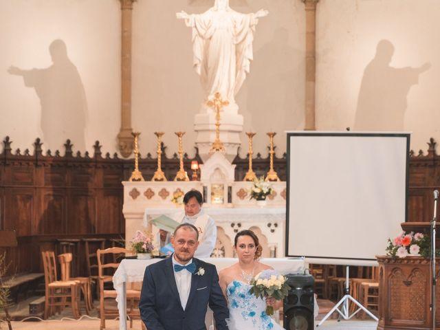Le mariage de Cyril et Lysandre à Charpey, Drôme 12