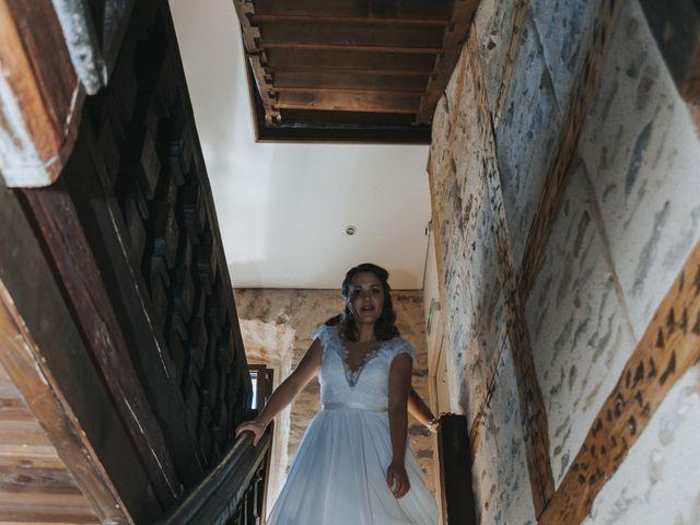 Le mariage de Loïc et Marie à Oberlarg, Haut Rhin 14