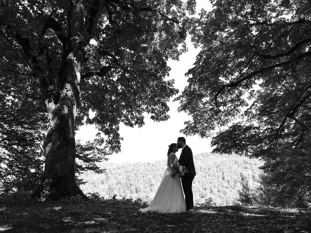 Le mariage de Loïc et Marie à Oberlarg, Haut Rhin 18