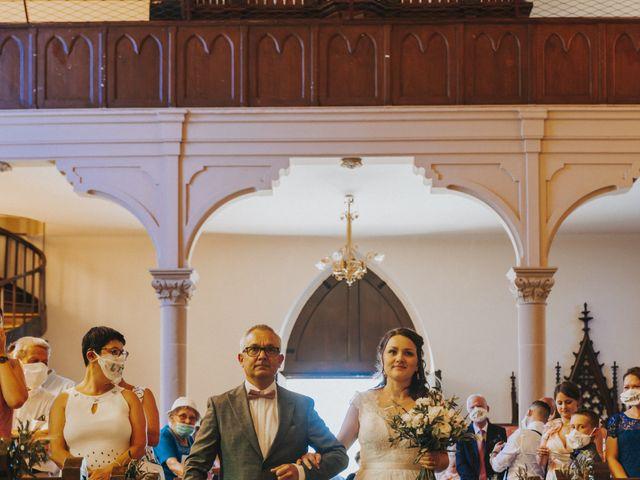Le mariage de Loïc et Marie à Oberlarg, Haut Rhin 24