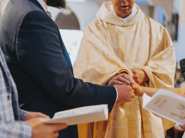Le mariage de Loïc et Marie à Oberlarg, Haut Rhin 31