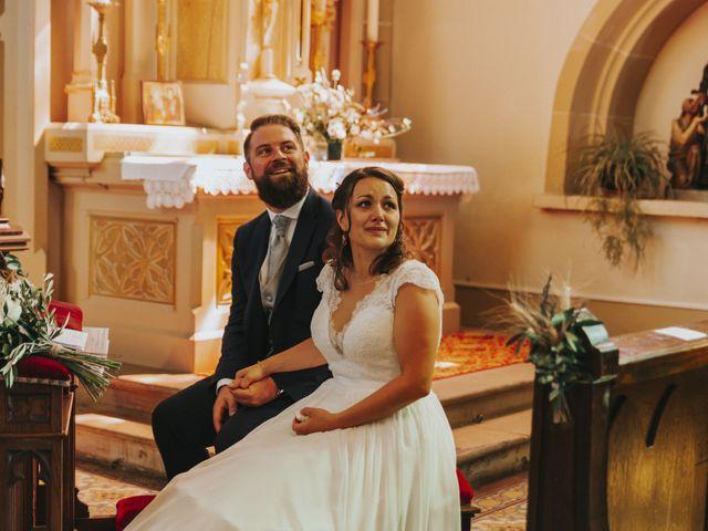 Le mariage de Loïc et Marie à Oberlarg, Haut Rhin 34