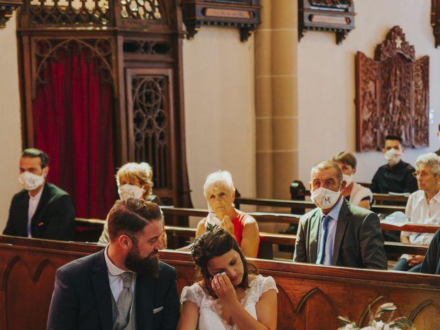 Le mariage de Loïc et Marie à Oberlarg, Haut Rhin 36