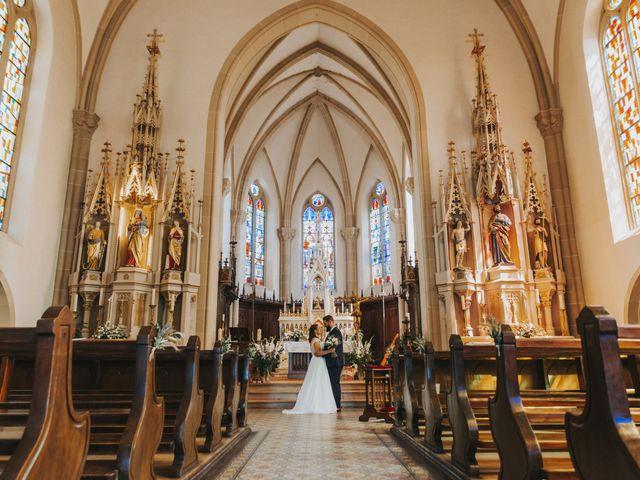 Le mariage de Loïc et Marie à Oberlarg, Haut Rhin 37